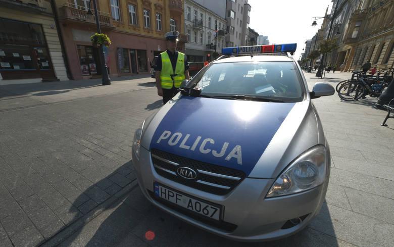 Seria kolizji drogowych w Łodzi. Posypały się mandaty po kilkaset złotych każdy