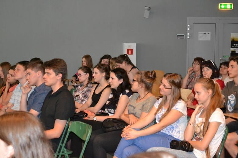 Europejska debata w Gliwicach. Prof. Czachór o integracji europejskiej [ZDJĘCIA]
