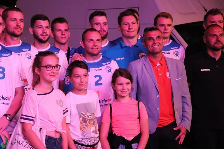 Jedną z atrakcji odbywających się w weekend Dni Mielca były prezentacje miejscowych drużyn. W sobotę odbyły się prezentacje pierwszoligowej PGE Stali