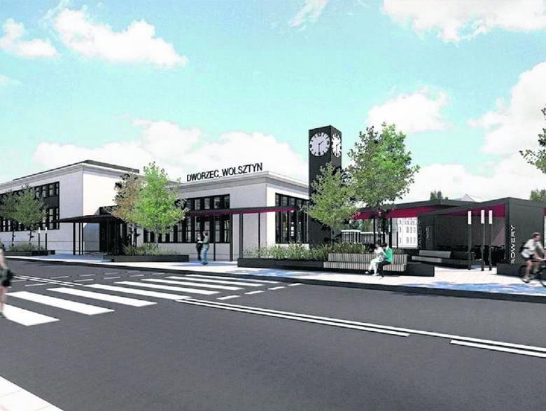 Wolsztyn: Dworzec ma być wizytówką miasta. Powstanie tam kino?