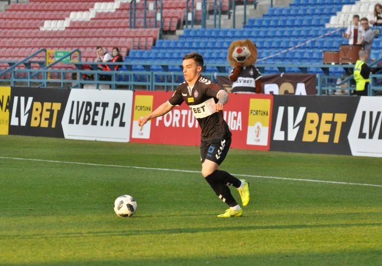 Na zdjęciu Serhij Krykun