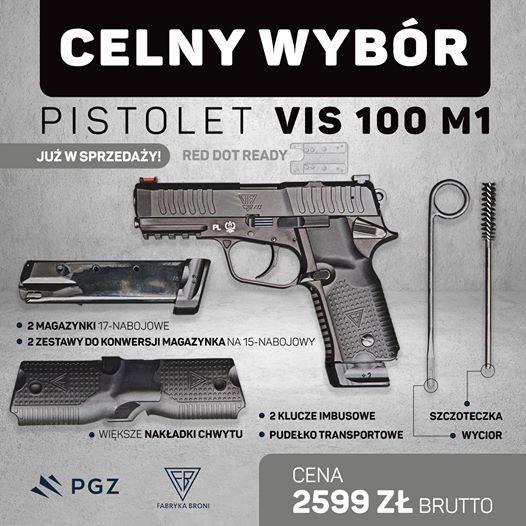 """Oferta cywilna Fabryki Broni """"Łucznik""""."""
