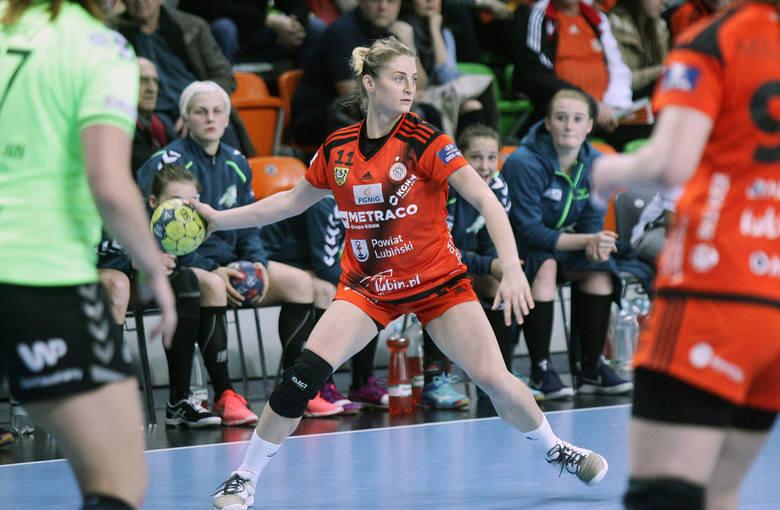 W finale Pucharu Polski kobiet zagrają szczypiornistki Zagłębia Lubin, które w półfinale wyeliminowały Vistal Gdynia
