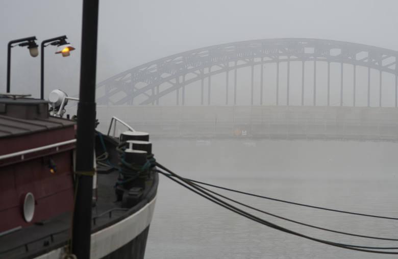 Pogoda na środę, 27 listopada. Mgły, mgły, mgły