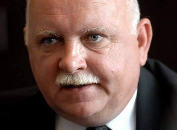Burmistrz Mirosław Stankiewicz.