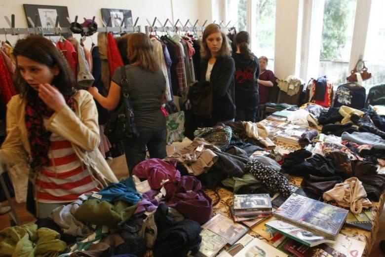 Wymiana ubrań w Azoty Arenie. Wymień się za darmo ubraniami