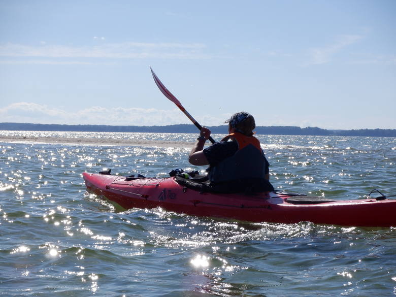 A bydgoscy kajakarze znów wyruszają na Zatokę Pucką, by po południu dotrzeć do Rewy