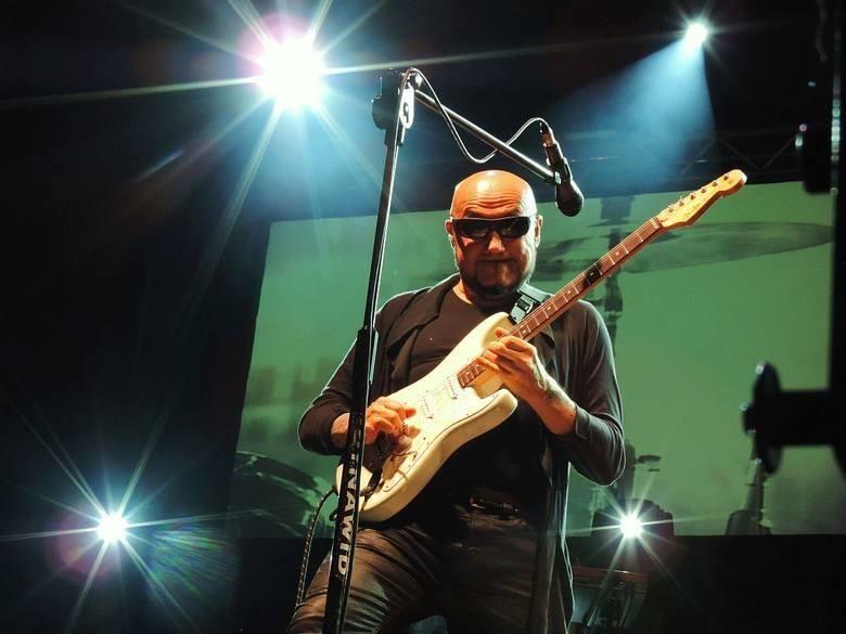 Kombii w Pakości. Koncert z 2015 roku