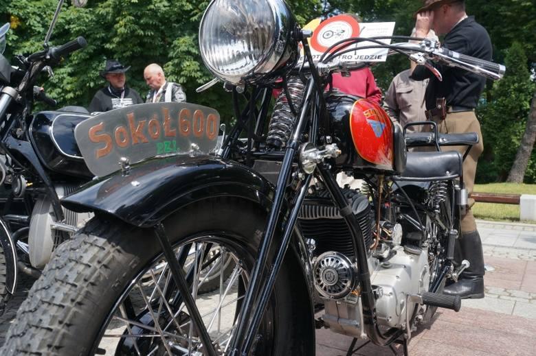 Moto Retro prezentuje piękne motocykle