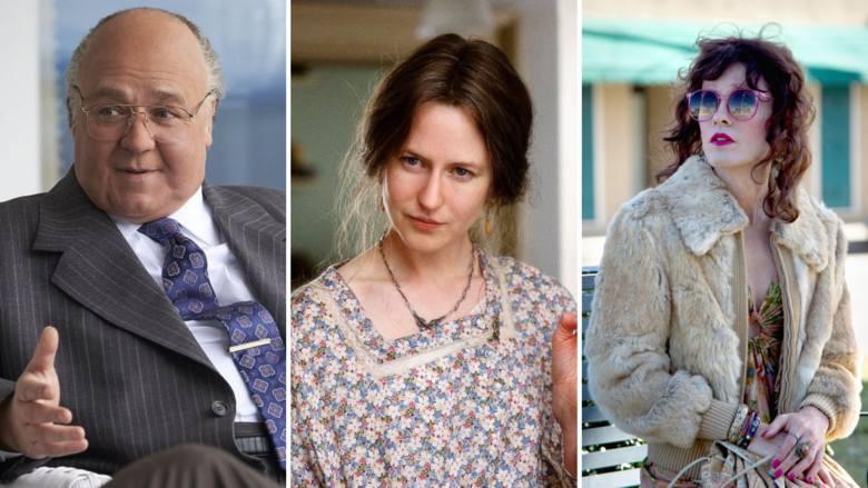 Spektakularne metamorfozy: ci aktorzy się oszpecają, chudną, tyją. Wszystko dla roli