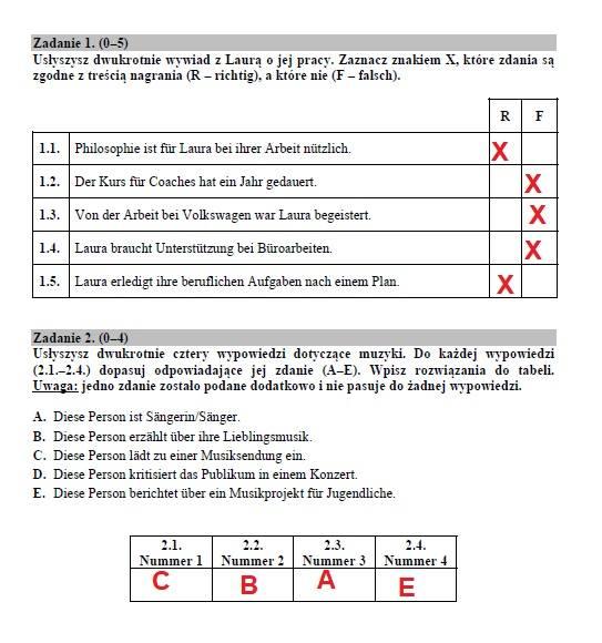 Matura 2020 niemiecki podstawa. Odpowiedzi, arkusz CKE. Co było na egzaminie z j. niemieckiego na poziomie podstawowym 18.06.2020?