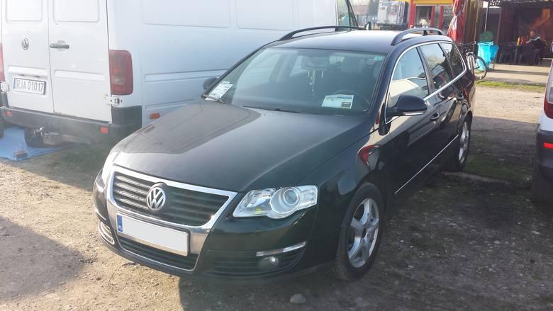 21. Volkswagen Passat. Silnik 2,0 diesel, rok produkcji 2006, cena ok. 20000 zł.