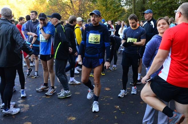 Wielkie bieganie, czyli Akademicki Bieg Uniwersytetu Ekonomicznego w Poznaniu [ZDJĘCIA]