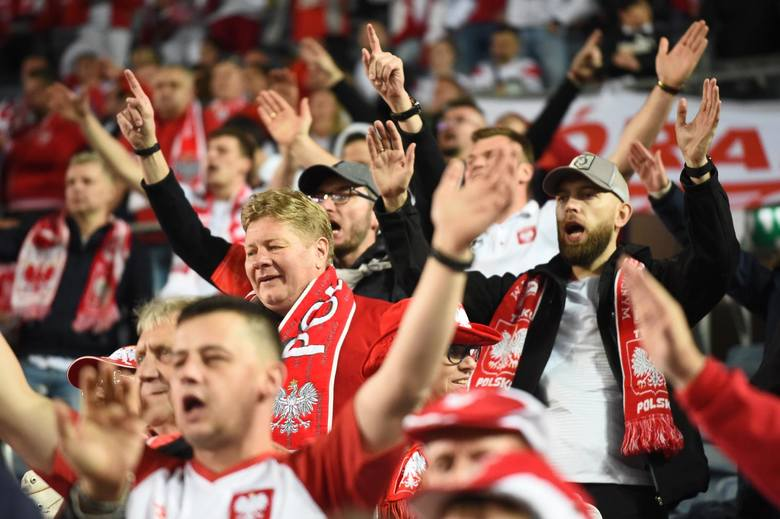 Euro 2020. Izrael - Polska - zobacz zdjęcia naszych kibiców na stadionie w Jerozolimie [GALERIA]
