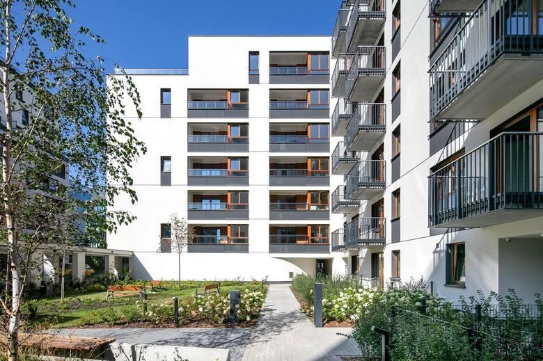 mieszkania i osiedla bez barier