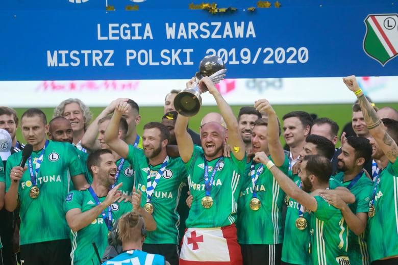W niedzielę zakończył się sezon 2019/20 PKO BP Ekstraklasy. Rozgrywki były wyjątkowe, trwały okrągły rok. Mimo pandemii koronawirusa COVID-19 udało się