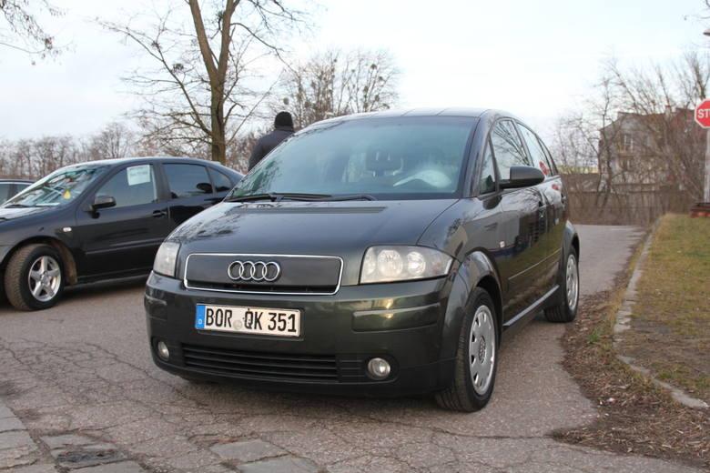 Audi A2, 1,4 benzyna, 8 900 zł