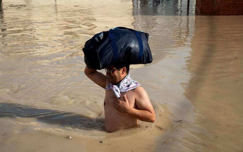 Tragiczne powodzie na południu Europy. Są liczne ofiary i ogromne straty materialne