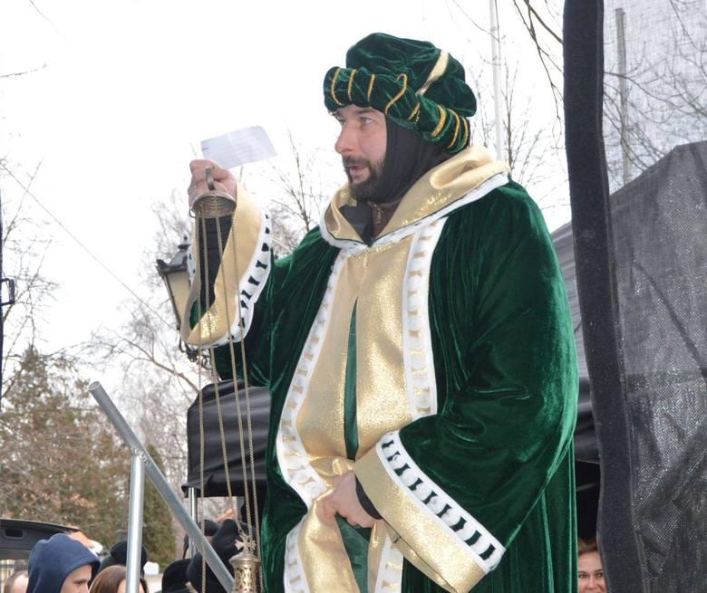 Orszak Trzech Króli przeszedł ulicami Łowicza [ZDJĘCIA]