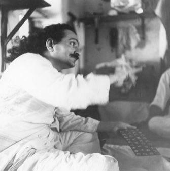 Meher Baba w 1943 roku