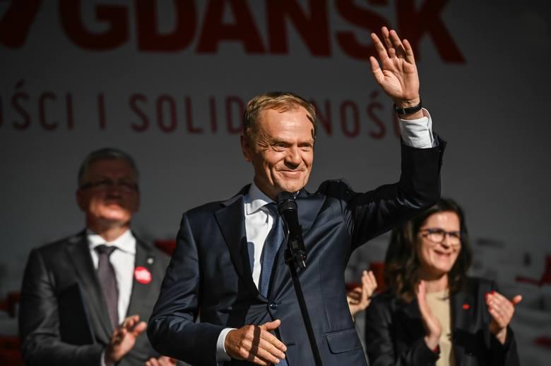 Donald Tusk poinformował, że nie będzie walczył o fotel prezydenta RP
