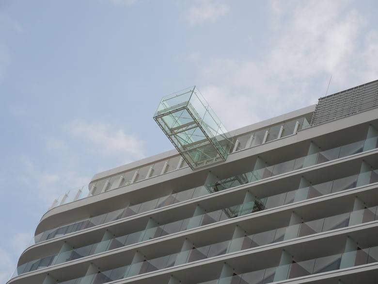 Dziś Radisson Blu Resort przyjął w swe progi pierwszych gości. Nam udało się zobaczyć wnętrze jeszcze przed otwarciem. Jedną z największych atrakcji