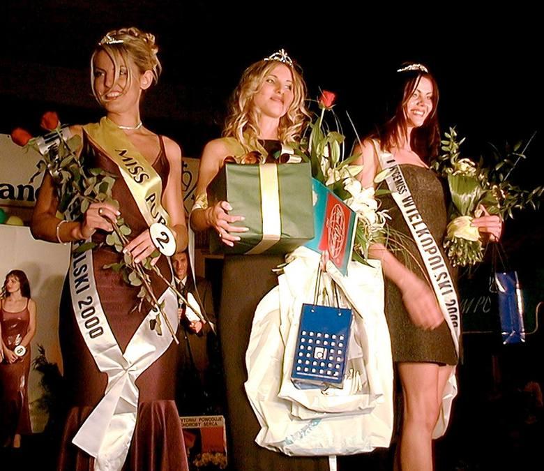 Miss Polonia Wielkopolski 2000