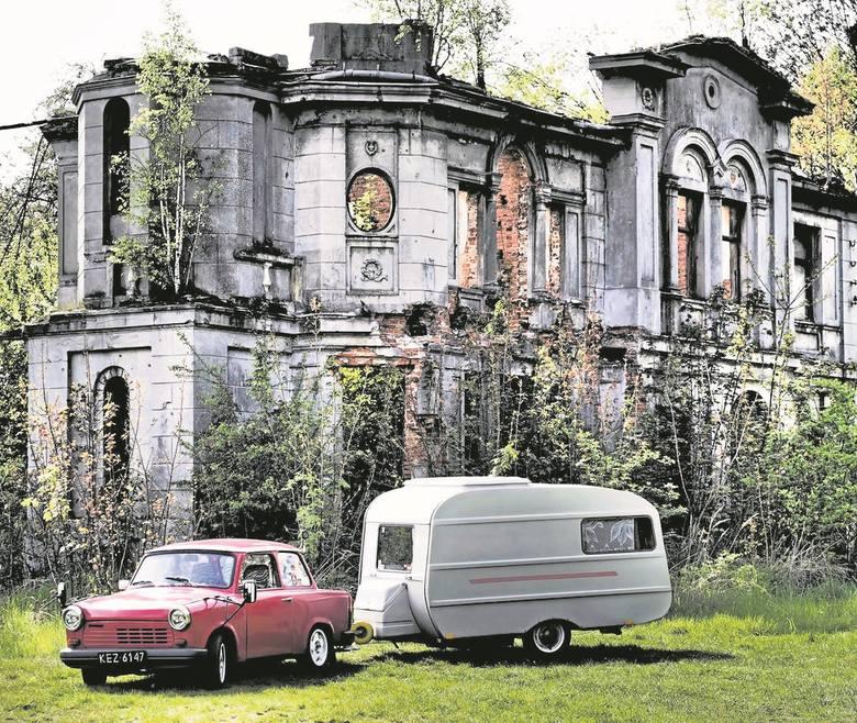 Michał Chanas wyszukuje opuszczone miejsca: domy, pałace, więzienia, szkoły. Nie tylko je odwiedza, ale też fotografuje. Jego dzieła można zobaczyć na facebookowej stronie Explor. Czan.