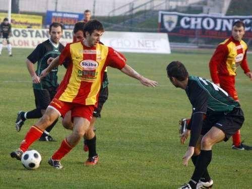 Chojniczanka nastrzelała sporo bramek Gromowi.