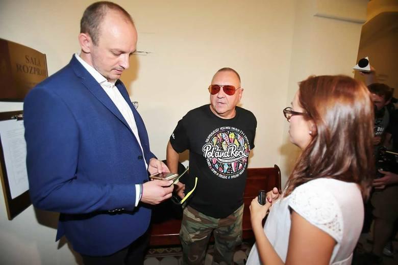 """Owsiak rzucił """"kur..."""" we wrocławskim Empiku. Jest wyrok sądu"""
