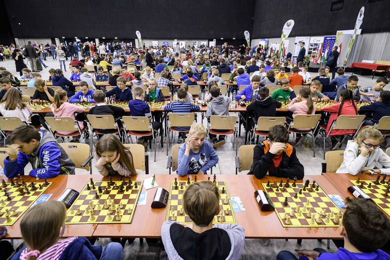 Radosław Wojtaszek najlepszym szachistą turnieju w Katowicach