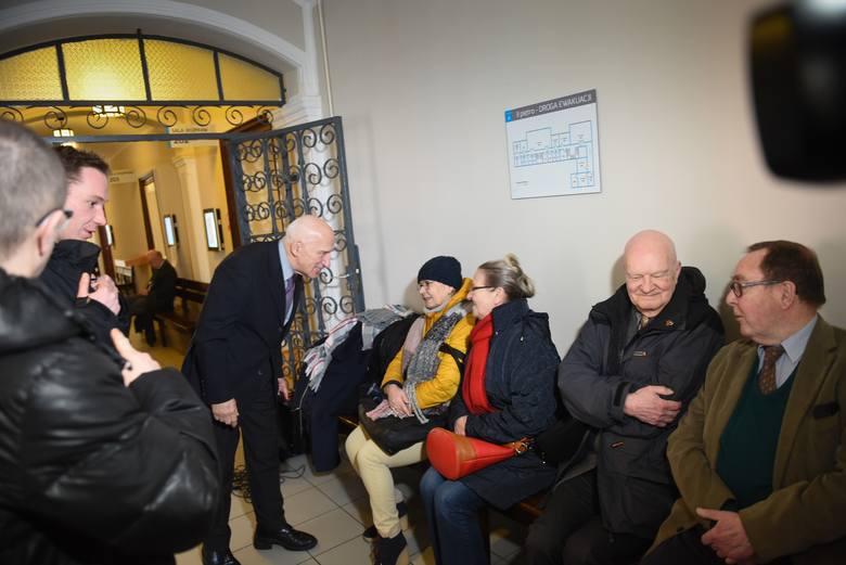 IPN nie odpuścił byłemu rektorowi UMK! Kasacja na 81. urodziny prof. Jana Kopcewicza