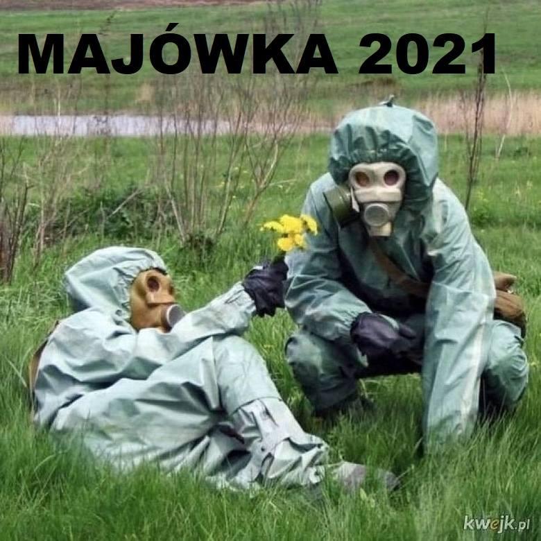 MAJÓWKA 2021 odwołana!