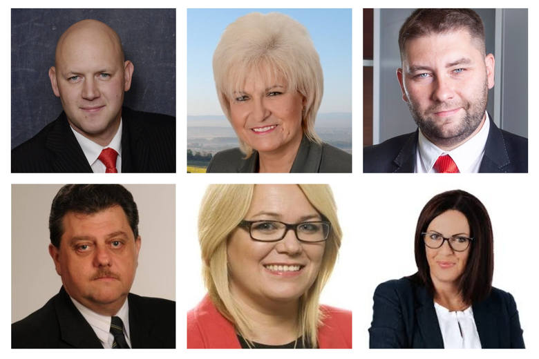 Wyniki wyborów samorządowych 2018 ŚLĄSKIE Burmistrzowie i wójtowie wybrani w drugiej turze ZDJĘCIA