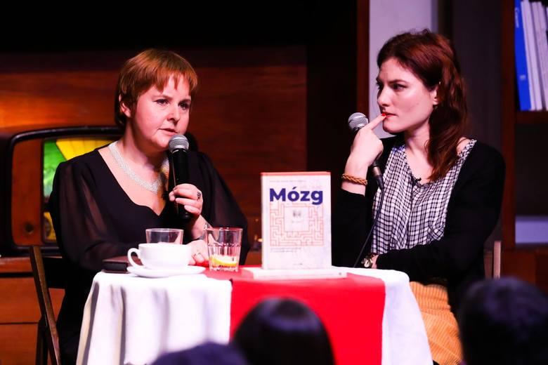 Profesor Dominika Dudek i Maria Mazurek