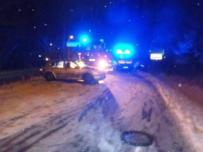 Policja: Czarny poniedziałek na drogach Sądecczyzny [ZDJĘCIA]
