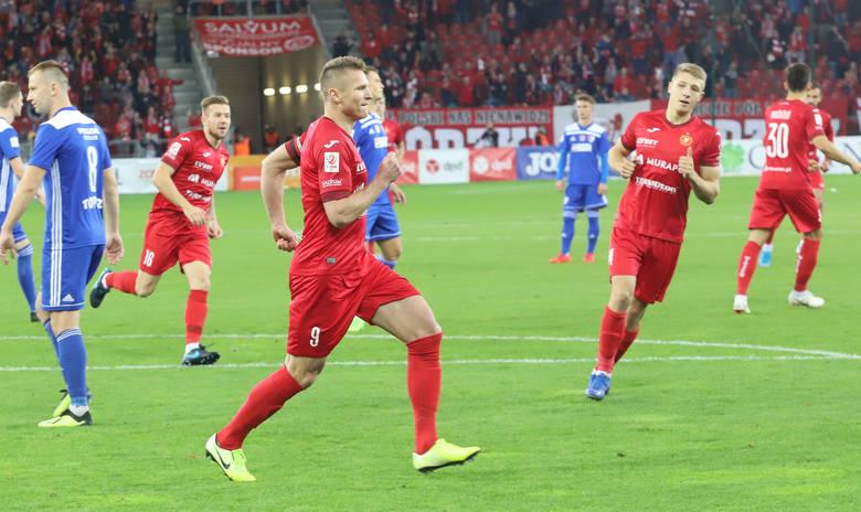 Marcin Robak grał w ostatnim do tej pory zwycięskim meczu z GKS Katowice. Było to 11 lat temu