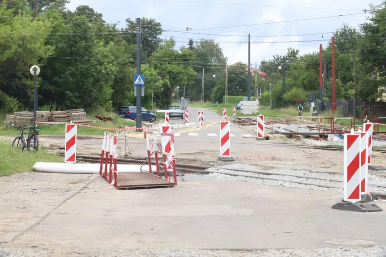 Prace na ponad kilometrowym odcinku trasy pomiędzy Pomorską a Telefoniczną, potrwają do końca września.