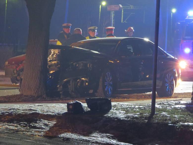 Oświęcim. Wypadek kolumny rządowej z Beatą Szydło