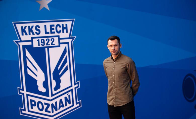 Artur Węska - nowy trener rezerw Lecha