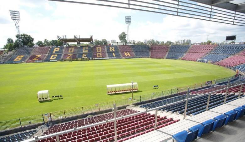 Pogoń jeszcze przez jakiś czas będzie rozgrywała mecze na starym obiekcie, ale na Paprikanie już rozpoczęły się prace związane z rozbiórką stadionu.