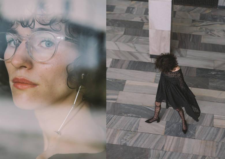 Muza kolekcji i twarz kampanii: Paulina Kowalik; stylizacje: Mateusz Kołtunowicz; makijaż: Paulina Serwatka; biżuteria: Anna Ławska