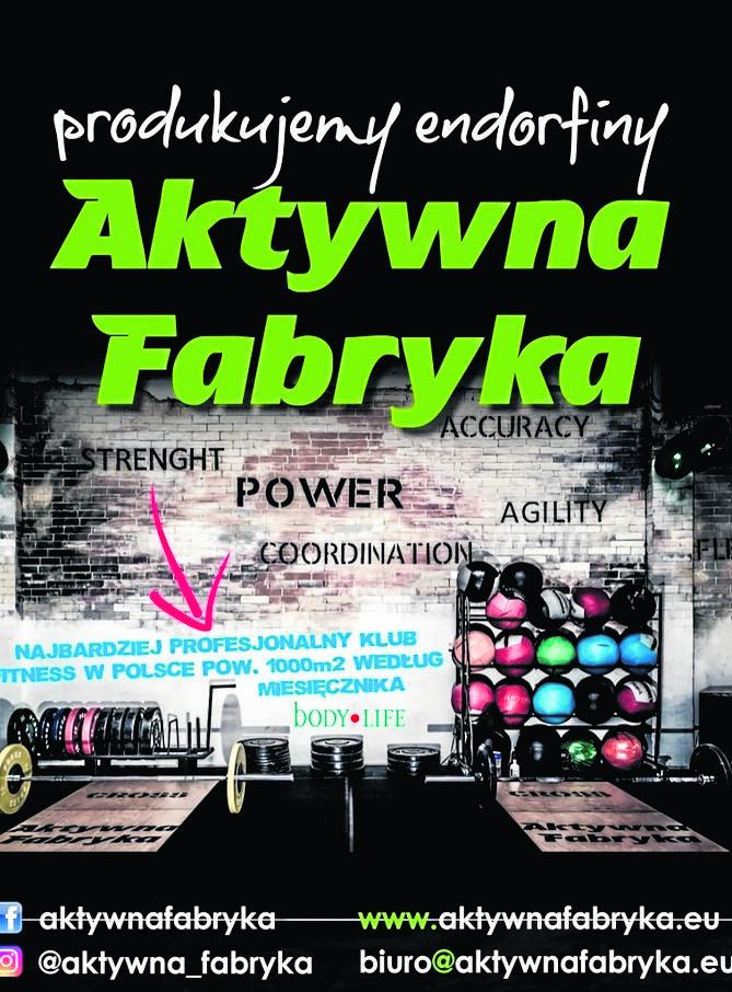 Aktywna Fabryka działa w Słupsku przy ul. Wrocławskiej 44c