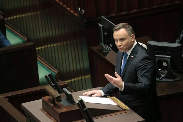 Tomasz Grodzki został marszałkiem Senatu. Ruszył też Sejm nowej kadencji. Nowi posłowie i senatorowie złożyli ślubowanie [ZDJĘCIA] [WIDEO]