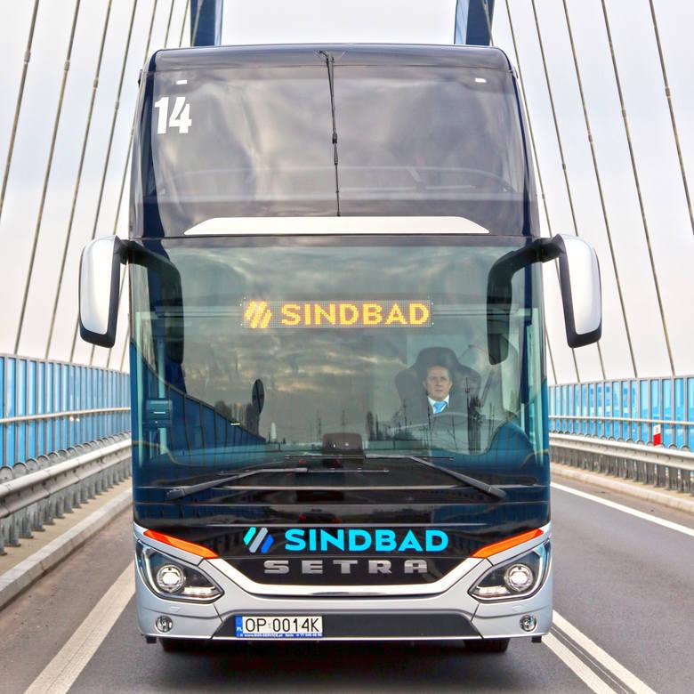 Sindbad zawiesza wszystkie połączenia autobusowe