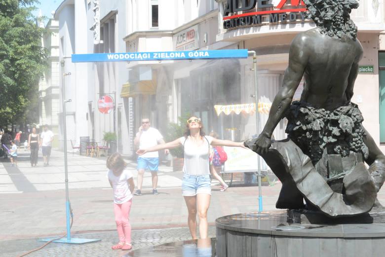 IMGW wydało ostrzeżenie pierwszego stopnia dla województwa lubuskiego. Będzie naprawdę gorąco!