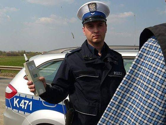 Pijany Ukrainiec pędził przez Jarosław bez prawa jazdy