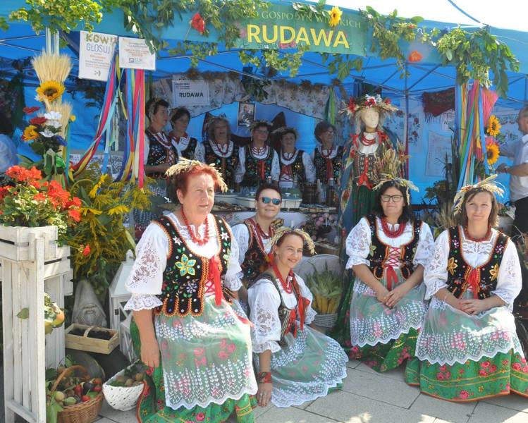 Rudawa. Koło Gospodyń Wiejskich w Rudawie wygrało  konkurs Agencji Restrukturyzacji i Modernizacji Rolnictwa na najpiękniejs