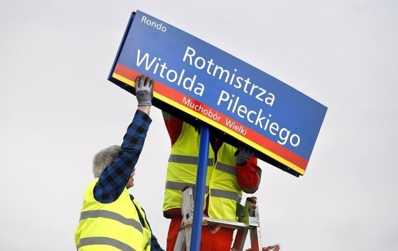 We Wrocławiu mamy blisko 2500 różnych nazw ulic, placów, skwerów czy rond. Mniej więcej co czwarta nazwa (24,1 proc) pochodzi od nazwiska zasłużonej
