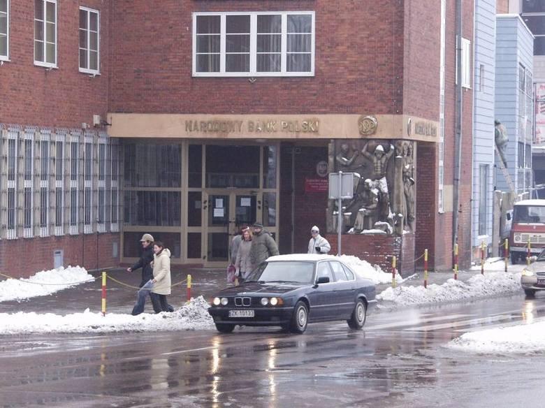 Jak wyglądał Koszalin 20 lat temu? Czy bardzo się zmienił? Sprawdźcie, czy poznajecie te miejsca!